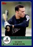 2003 Topps Traded #152 T  -  Scott Hairston Prospect Front Thumbnail