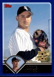 2003 Topps Traded #203 T  -  Arnie Munoz First Year Front Thumbnail