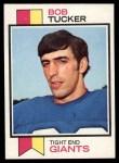 1973 Topps #80  Bob Tucker  Front Thumbnail