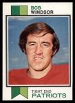 1973 Topps #144  Bob Windsor  Front Thumbnail