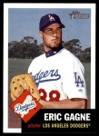 2002 Topps Heritage #180  Eric Gagne  Front Thumbnail
