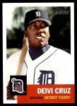2002 Topps Heritage #126  Deivi Cruz  Front Thumbnail