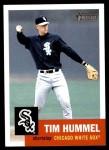2002 Topps Heritage #111  Tim Hummel  Front Thumbnail