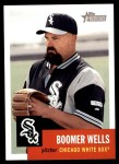 2002 Topps Heritage #189  David Wells  Front Thumbnail