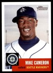 2002 Topps Heritage #363  Mike Cameron  Front Thumbnail