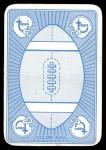 1971 Topps Game #6  Ron Berger  Back Thumbnail