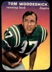 1970 Topps Glossy #16  Tom Woodeshick  Front Thumbnail