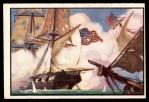 1954 Bowman U.S. Navy Victories #3   Niagara Fights Alone Front Thumbnail