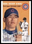 2003 Topps Heritage #24  Hee Seop Choi  Front Thumbnail