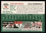 2003 Topps Heritage #98  Craig Counsell  Back Thumbnail