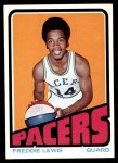 1972 Topps #219  Fred Lewis   Front Thumbnail