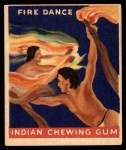 1947 Goudey Indian Gum #59   Fire Dance Front Thumbnail