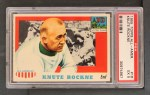 1955 Topps #16  Knute Rockne  Front Thumbnail
