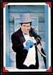1966 Topps Batman -  Riddler Back #33   The Pudgy Penguin Front Thumbnail