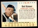 1963 Post #141  Bob Skinner  Front Thumbnail