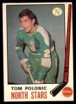 1969 O-Pee-Chee #199  Tom Polonic  Front Thumbnail