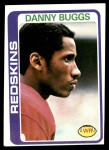 1978 Topps #297  Danny Buggs  Front Thumbnail