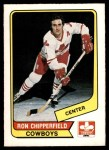 1976 O-Pee-Chee WHA #32  Ron Chipperfield  Front Thumbnail