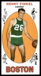 1969 Topps #34  Henry Finkel  Front Thumbnail
