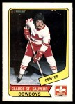 1976 O-Pee-Chee WHA #90  Claude St.Sauveur  Front Thumbnail