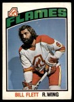 1976 O-Pee-Chee NHL #332  Bill Flett  Front Thumbnail