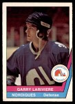 1977 O-Pee-Chee WHA #26  Garry Lariviere  Front Thumbnail