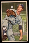 1952 Bowman #54  Bill Pierce  Front Thumbnail