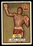 1951 Topps Ringside #15  James Carter  Front Thumbnail