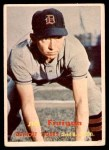 1957 Topps #248  Jim Finigan  Front Thumbnail