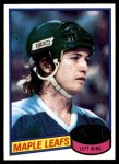 1980 Topps #28  Pat Hickey  Front Thumbnail