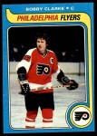 1979 Topps #125  Bobby Clarke  Front Thumbnail