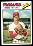 1977 Topps #444  Wayne Twitchell  Front Thumbnail