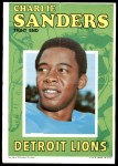 1971 Topps Posters #26  Charlie Sanders  Front Thumbnail