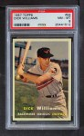 1957 Topps #59  Dick Williams  Front Thumbnail