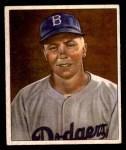 1950 Bowman #21  Pee Wee Reese  Front Thumbnail