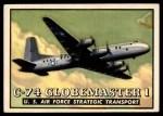 1952 Topps Wings #32   C-74 Globemaster I Front Thumbnail