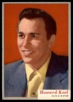 1953 Topps Who-Z-At Star #35  Howard Keel  Front Thumbnail