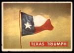 1956 Topps Davy Crockett Green Back #80   Texas Triumph  Front Thumbnail