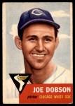 1953 Topps #5  Joe Dobson  Front Thumbnail