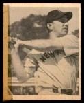 1948 Bowman #19  Tommy Henrich  Front Thumbnail
