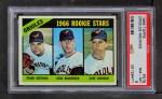 1966 Topps #579   -  Davey Johnson / Frank Bertaina / Gene Brabender Orioles Rookies Front Thumbnail