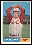 1961 Topps #328  Jim O'Toole  Front Thumbnail