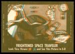 1963 Topps Astronauts 3D #31   Mercury Atlas 4 Back Thumbnail