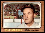 1966 Topps #53  Billy Reay  Front Thumbnail