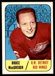 1967 Topps #102  Bruce MacGregor  Front Thumbnail