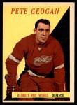 1958 Topps #47  Pete Goegan  Front Thumbnail