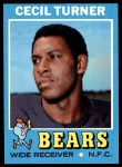1971 Topps #234  Cecil Turner  Front Thumbnail