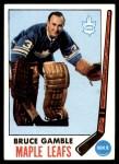 1969 Topps #44  Bruce Gamble  Front Thumbnail