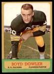 1963 Topps #88  Boyd Dowler  Front Thumbnail
