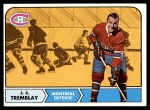 1968 Topps #59  J.C. Tremblay  Front Thumbnail
